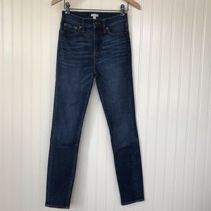 J.Crew Factory high rise skinny jeans size 25